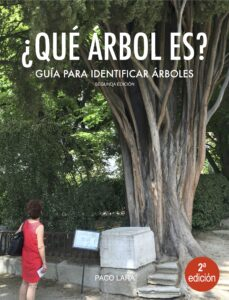 Portada - Qué árbol es - 2ª Edición